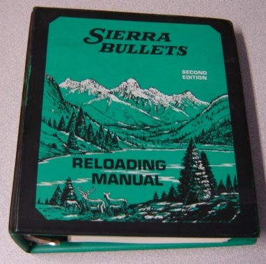 Image for Sierra Bullets Reloading Manual, Second (2nd) Edition