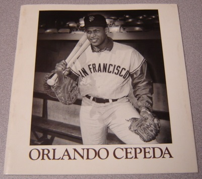 Image for Orlando Cepeda: The Baby Bull