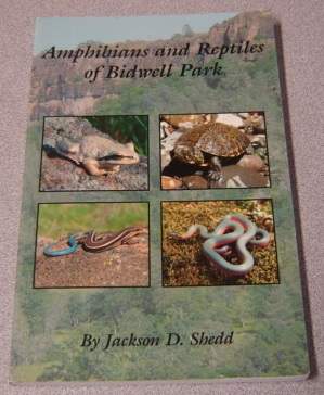 Image for Amphibians And Reptiles Of Bidwell Park; Signed