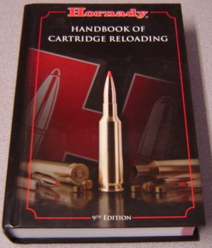 Image for Hornady Handbook Of Cartridge Reloading, Ninth Edition