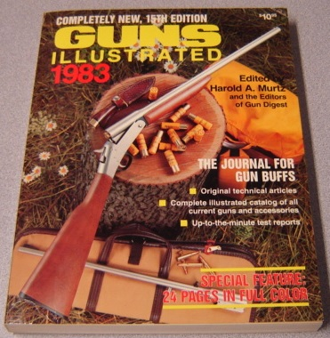 Image for Guns Illustrated 1983, Completely New, 15th Edition