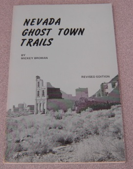 Image for Nevada Ghost Town Trails, Revised Edition