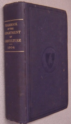 Image for Yearbook Of The United States Department Of Agriculture 1904