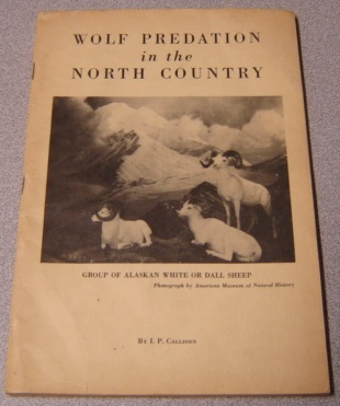 Image for Wolf Predation In The North Country