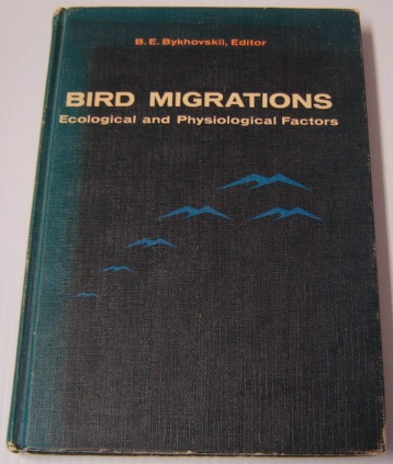 Image for Bird Migrations : Ecological & Physiological Factors