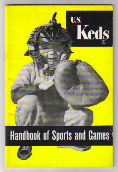 Image for U.S. Keds Handbook Of Sports And Games