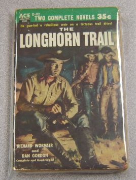 Image for The Drifter / Longhorn Trail (Ace Double D-92)