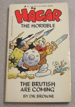 Image for Hagar the Horrible: the Brutish are Coming