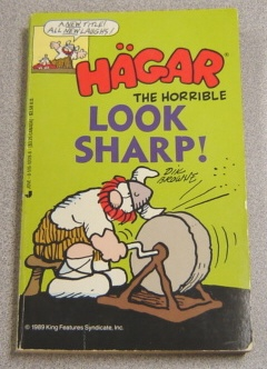 Image for Hagar The Horrible: Look Sharp