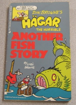 Image for Hagar The Horrible: Another Fish Story