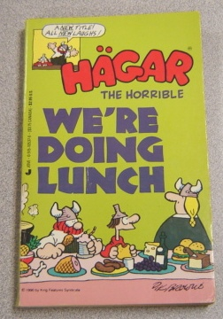Image for Hagar The Horrible: We're Doing Lunch