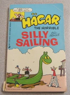 Image for Hagar The Horrible: Silly Sailing