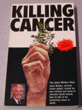 Image for Killing Cancer: The Jason Winters Story
