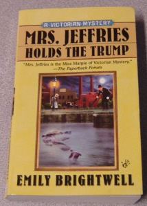 Image for Mrs. Jeffries Holds the Trump