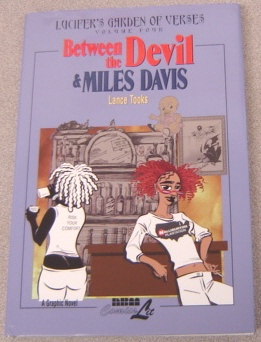 Image for Between the Devil & Miles Davis (Lucifer's Garden of Verses Book 4)
