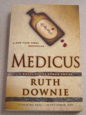 Image for Medicus: A Novel of the Roman Empire