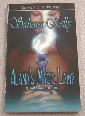 Image for Alana's Magic Lamp: Guardians Of Time (Ellora's Cave Presents)