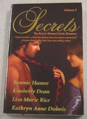 Image for Secrets, Vol. 9: The Best In Women's Erotic Romance
