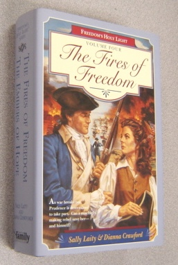 Image for Fires of Freedom & The Embers of Hope (Freedom's Holy Light Ser., Vol. 4)