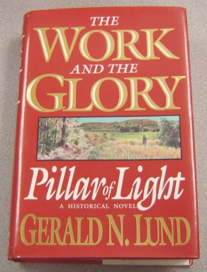 Image for Pillar of Light (The Work and the Glory Ser. #1)