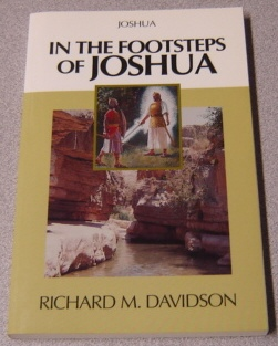 Image for In the Footsteps of Joshua: Joshua (Bible Bookshelf Ser.)