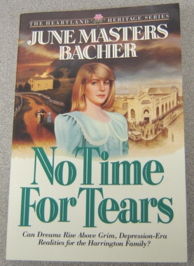 Image for No Time for Tears (Heartland Heritage Ser. #1)