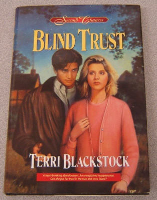 Image for Blind Trust (Second Chances Ser. #3)