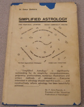 Image for Simplified Astrology