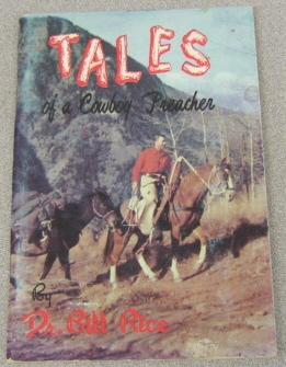 Image for Tales Of A Cowboy Preacher
