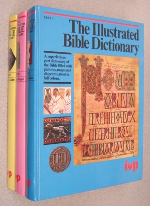 Image for Illustrated Bible Dictionary, 3 Volume Set
