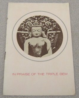 Image for In Praise of the Triple Gem