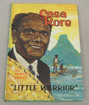 Image for Sasa Rore--Little Warrior