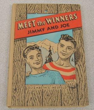 Image for Meet The Winners, Jimmy And Joe