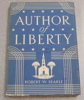 Image for Author Of Liberty