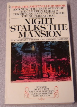 Image for Night Stalks The Mansion; Signed
