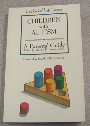 Image for Children With Autism: A Parents' Guide