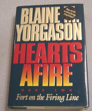 Image for Fort on the Firing Line (Hearts Afire, Book Two, 2)