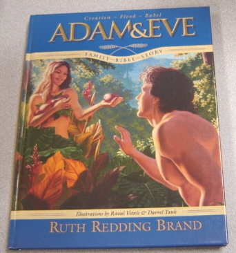 Image for Adam and Eve (Family Bible Story Series)