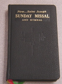Image for New Saint Joseph Sunday Missal and Hymnal : The Complete Masses for Sundays and Holydays (T-820/02-B)