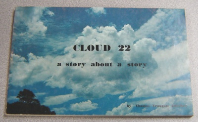 Image for Cloud 22, A Story About A Story