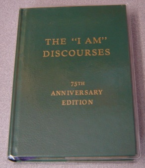 "Image for The ""I Am"" Discourses, 75th Anniversary Edition (Saint Germain Series #3)"