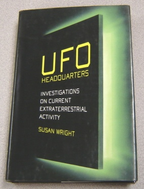 Image for UFO Headquarters : An Investigation on Current Extraterrestrial Activity