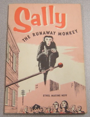 Image for Sally The Runaway Monkey