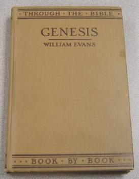 Image for The Book Of Genesis: Through The Bible Book By Book