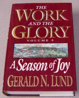 Image for A Season of Joy (Work and the Glory #5)