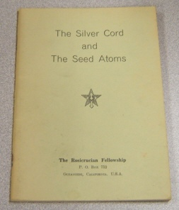 Image for The Silver Cord And The Seed Atoms