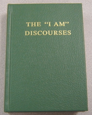 "Image for The ""I Am"" Discourses (Saint Germain Series, Vol. 10)"