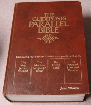 Image for The Guideposts Parallel Bible: King James Version, Modern Language Bible, Living Bible, Revised Standard Version