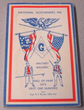 Image for National Sojourners Inc. Military Masonic Hall of Fame 1975 First One Hundred