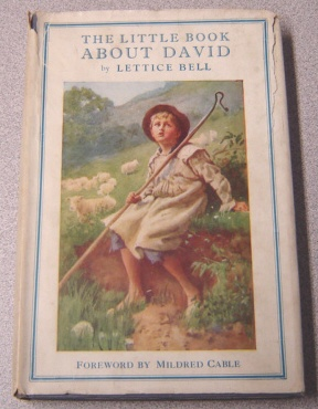 Image for The Little Book about David